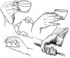 how to draw realistic hands draw hands step by step hands