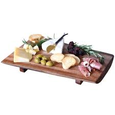 modern serving trays woodwaves