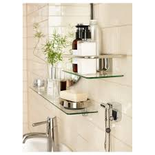 where to buy glass shelves for kitchen cabinets kalkgrund glass shelf 24 5 8x4 3 8
