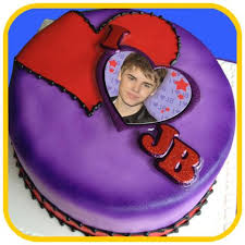 justin bieber cake u2013 the office cake