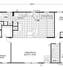 Solitaire Mobile Homes Floor Plans Double Wide Mobile Home Floor Plans On Solitaire Mobile Home Floor