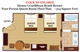 Penn Station Floor Plan by Review Disney U0027s Caribbean Beach Resort Yourfirstvisit Net