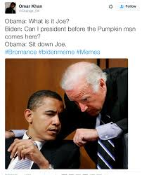 Memes Of Obama - biden memes see funniest tweets about trolling donald trump at