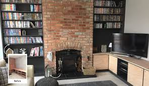 Shelves Built Into Wall March 2016 Competition Winners