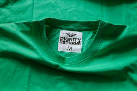 making green making sweatshop free t shirts dignity returns