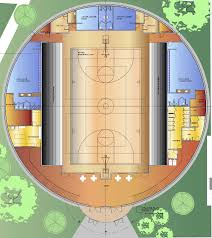 Floor Plan For Gym Hartshorne Bond Proposed For Gymnasium And Library Safe