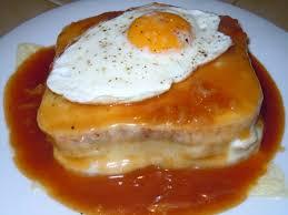 recette de cuisine portugaise francesinha a moda da ou le croque monsieur portugais nettement