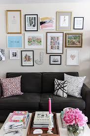 Interior College Apartment Living Room Girl Decoration Interior