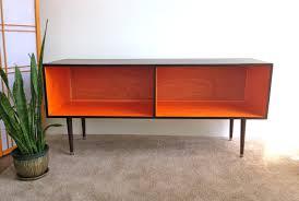 marvellous mid century modern media console 74 in interior decor