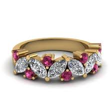rose gold wedding set amethyst wedding jewelry u2013 our elegant wedding bands u0026 rings fascinating