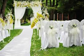 Altar Decorations Theme Of Outside Wedding Decorations The Latest Home Decor Ideas