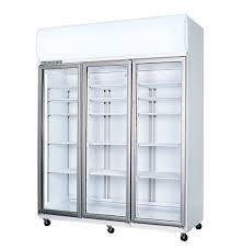 glass door coolers for sale upright fridges