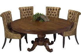 72 Round Tables Lovely 72 Inch Round Dining Table And 5 Column Turn Duncan