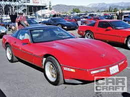 1984 corvette performance upgrades c4 corvette project cars how to build an affordable 84 96