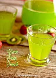 halloween drinks kid friendly green punch the farmwife drinks