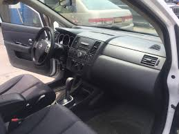 nissan tiida 2007 interior used 2007 nissan versa hatchback 1 690 00
