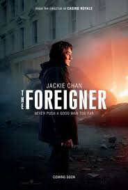 the foreigner movie review u0026 film summary 2017 roger ebert
