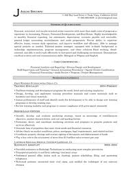 Operations Specialist Resume Sample Training On Resume Resume For Your Job Application