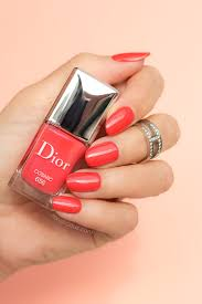 the perfect coral dior cosmic