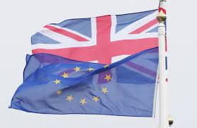Flag Of The Uk New Brexit Report Highlights U K Free Trade Gamble Wsj