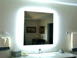 Best Bathroom Lighting For Makeup Vanity Mirror With Lights Luisreguero