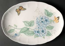 butterfly serving platter lenox butterfly meadow at replacements ltd page 1