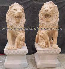 marble lions for sale granite marble lion for garden sculpture animal statue sy
