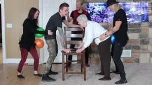Challenge Romanatwood Balloon Hump Challenge The Dudesons Coub Gifs With Sound