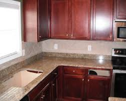granite countertops cabinets tile backsplash colors best modern