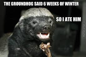 Meme Honey Badger - thanks honey badger by recyclebin meme center