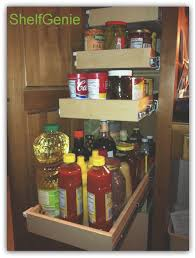 Kitchen Of Atlanta by Save Money With Money Well Spent On Slide Out Pantry Shelves For