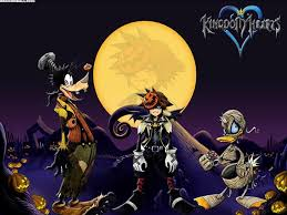 kingdom hearts halloween wallpapers u2013 halloween wizard
