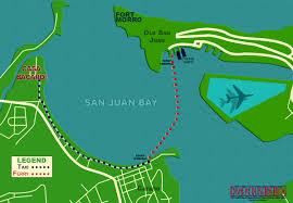 Isla Verde Puerto Rico Map by Casa Bacardi Rum U0026 Distillery Tour San Juan Puerto Rico U2022 The