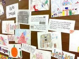 easy art project for year long bulletin boards bubble letter