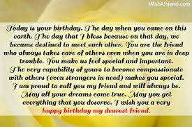 hd birthday wish text for best friend 2017 wallpapers