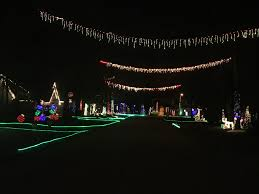 the woodlands christmas lights tour