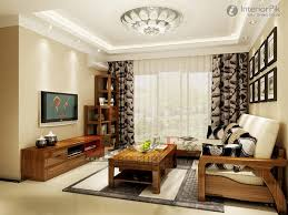 Simple Living Room With Tv Redtinku - Apartment living room decorating ideas pictures