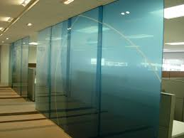 Glass Partition Design Decorative Glass Film Glass Office Partitions U0026 Doors Films
