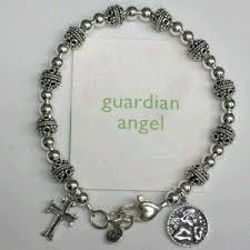 silver bracelet with cross charm images 155 best cross charm bracelets rosary bracelets images on jpg