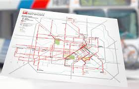 Metro Rail Houston Map by Tei Traffic Engineers Inc Metro U0027s New Bus Network System Map