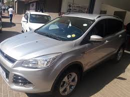 2013 ford kuga 1 5 eco boost 68000km with service book johannesburg