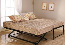 pop up trundle daybed decofurnish image with amazing twin bed