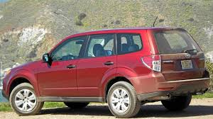 2009 subaru forester puts down roots the globe and mail