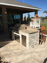 Pergola Kitchen Outdoor by Outdoor Kitchens Outdoor Impressions