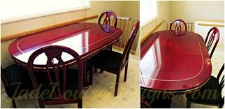 How To Cover A Dining Room Chair Tips How To Protect Your Dining Table And Chairs From Kids