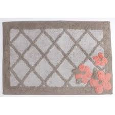 Coral Color Bathroom Rugs Coral Colored Bathroom Rugs Wayfair