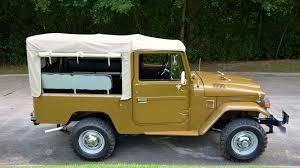 toyota jeep 1980 1980 toyota fj 43 land cruiser f162 dallas 2014