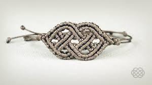 bracelet style vintage images Celtic bracelet tutorial in vintage style macrame school jpg
