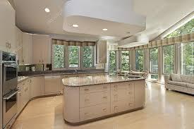 grande cuisine avec ilot central grande cuisine avec ilot central cheap modeles de cuisine avec
