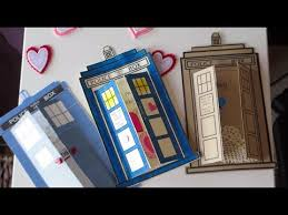 dr who valentines day cards diy tardis s day cards